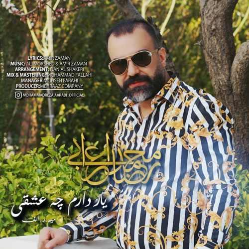 دانلود آهنگ جدید محمدرضا اعرابی به نام یار دارم چه عشقی