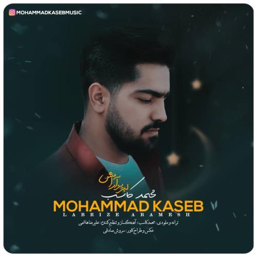 دانلود آهنگ جدید محمد کاسب به نام لبریز آرامش