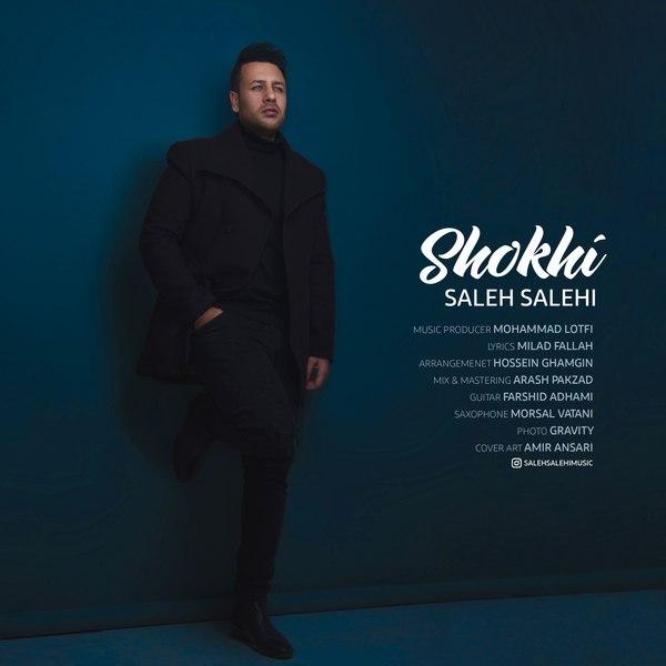 دانلود آهنگ جدید صالح صالحی به نام شوخی