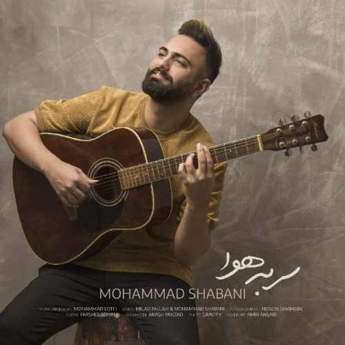 دانلود آهنگ جدید محمد شعبانی به نام سر به هوا