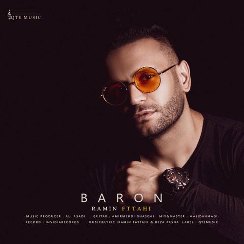 دانلود آهنگ جدید رامین فتاحی به نام بارون