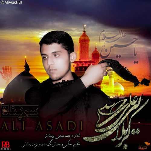 دانلود آهنگ جدید علی اسدی به نام سرپناه