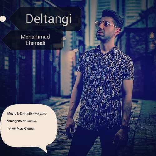 دانلود آهنگ جدید محمد اعتمادی به نام دلتنگی