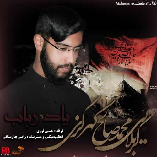 دانلود آهنگ جدید محمدصالح گهرگزی به نام یاد رباب