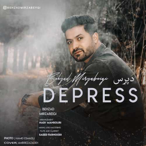 دانلود آهنگ جدید بهزاد میرزا به نام دپرس
