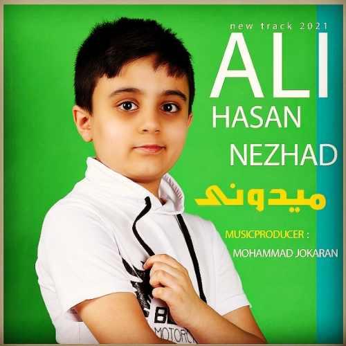 دانلود آهنگ جدید علی حسن نژاد به نام میدونی