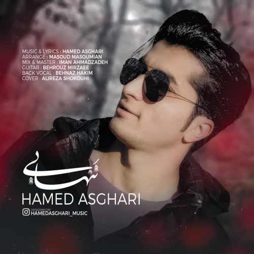 دانلود آهنگ جدید حامد اصغری به نام تنهایی