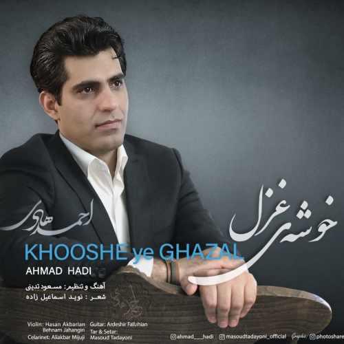 دانلود آهنگ جدید احمد هادی به نام خوشه غزل