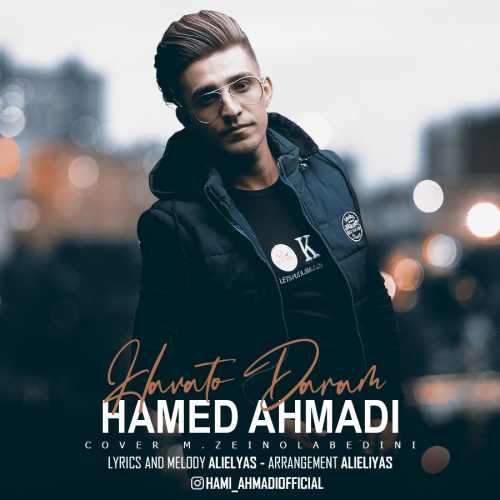 دانلود آهنگ جدید حامد احمدی به نام هواتو دارم