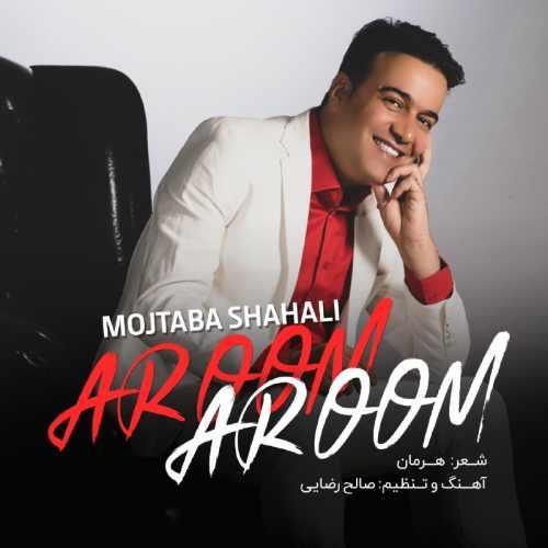 دانلود آهنگ جدید مجتبی شاه علی به نام آروم آروم