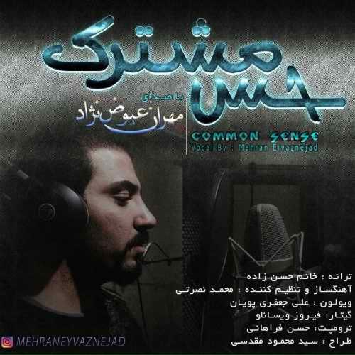 دانلود آهنگ جدید مهران عیوض نژاد به نام حس مشترک