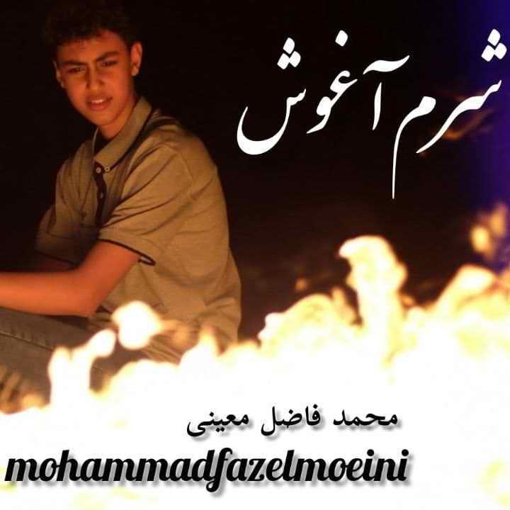 دانلود آهنگ جدید محمدفاضل معینی به نام شرم آغوش